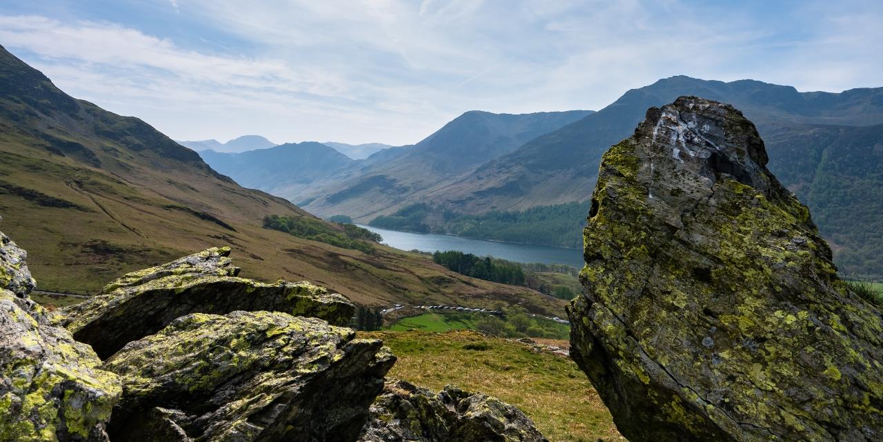 mountains in Cumbria